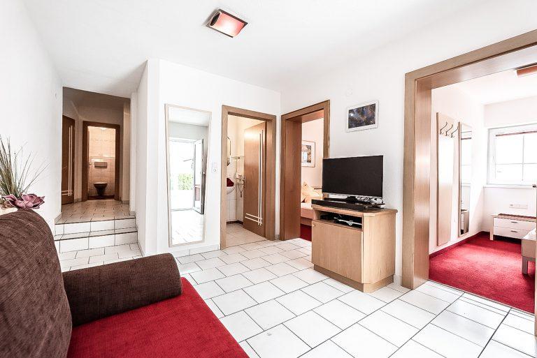 Apart Resort Relax Appartement Vanessa Wintergarten Familie Ötztal Sommer Längenfeld Winter Wohnen
