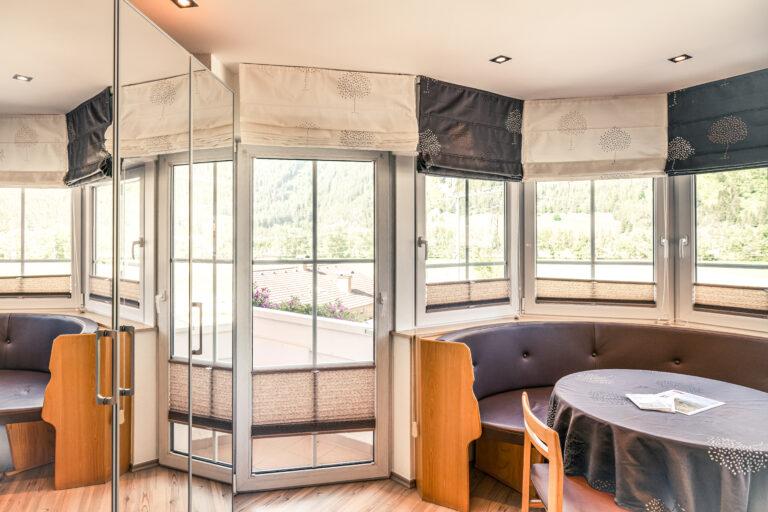 Zugang Terrasse im Schlafzimmer vom Gaby+